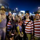 Halloween in Hollywood