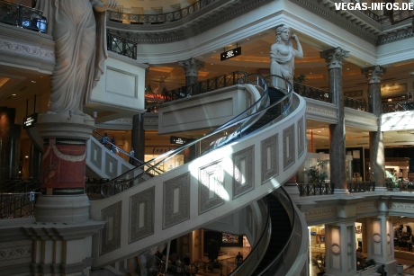 Forum Shops Attraktion
