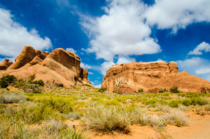 Der Arches Nationalpark