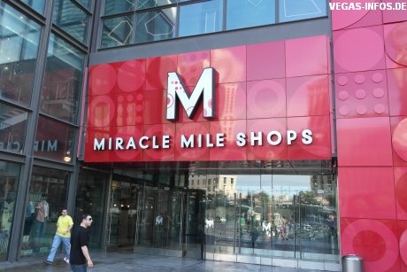 Miracle Mile Shops im Planet Hollywood
